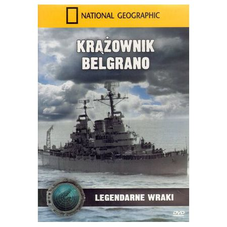 Krążownik Belgrano. Legendarne wraki