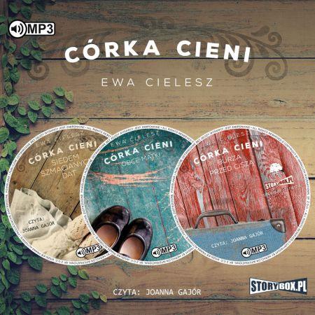 CD MP3 Pakiet Córka cieni