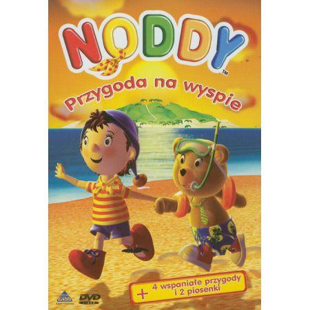 Noddy. Noddy i przygoda na wyspie