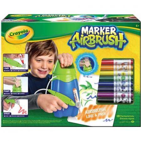 Marker Airbrush dla chłopców CRAYOLA