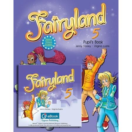 Fairyland 5 PB + eBook EXPRESS PUBLISHING