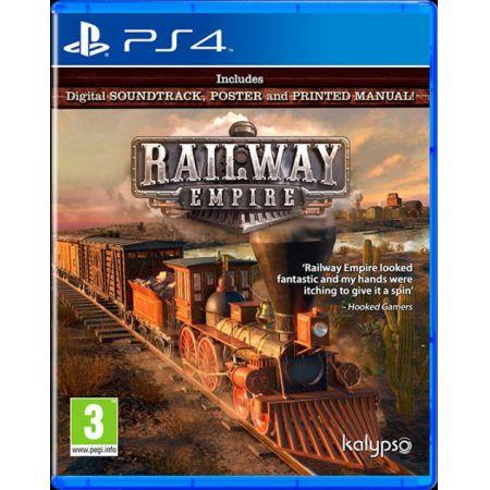 PS4 Railway Empire