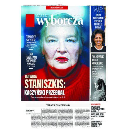 Gazeta Wyborcza - Katowice 270/2016
