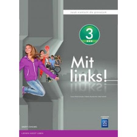Mit links! 3. Język niemiecki. Zeszyt ćwiczeń. Podręcznik