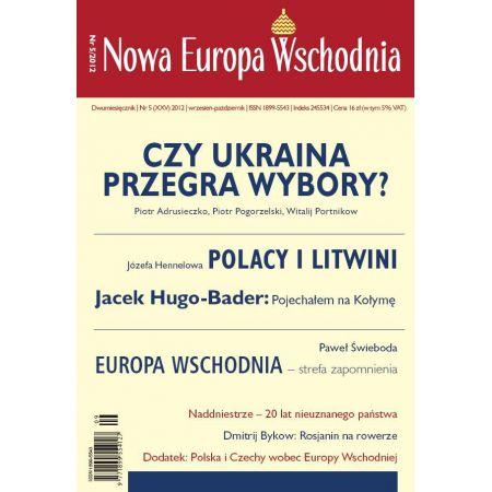 Nowa Europa Wschodnia 5/2012