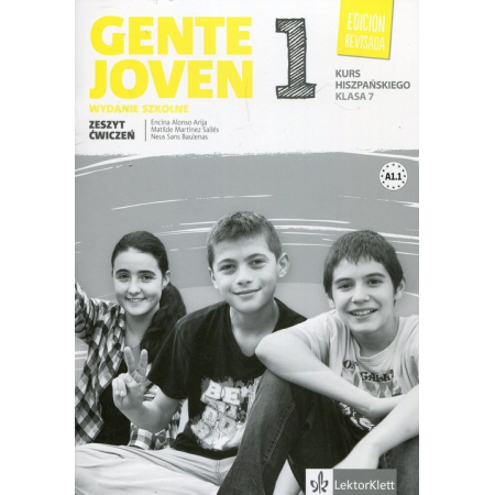 Gente Joven 1 ćwiczenia (kl. VII) LEKTORKLETT