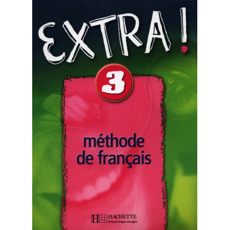 Extra 3 podręcznik HACHETTE