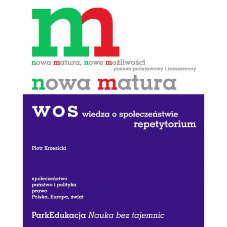 NOWA MATURA WOS REPETYTOR PARK 09/10