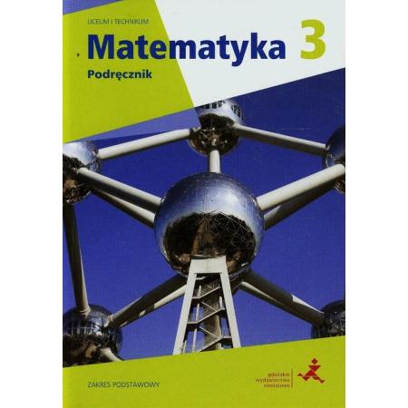 Matematyka 3. Podręcznik