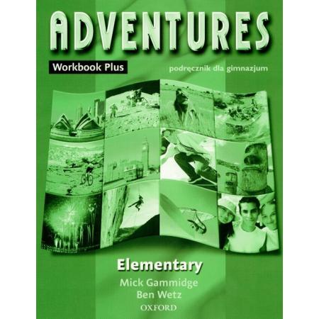 Adventures Elementary Plus Ćwiczenia