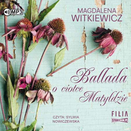 Ballada o ciotce Matyldzie audiobook