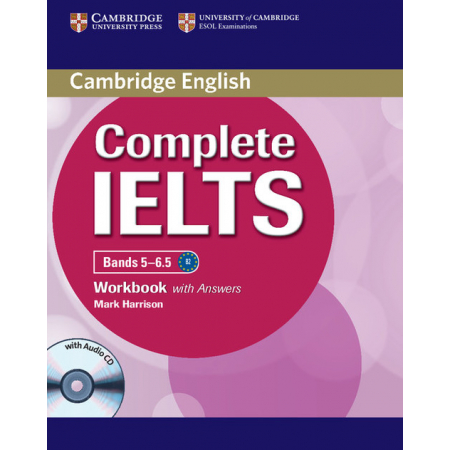 Complete IELTS Bands 5-6.5 Workbook with answers