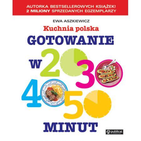 Gotowanie w 20, 30, 40, 50 minut