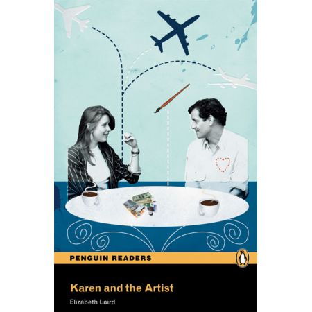 PEGR Karen and the Artist Bk/CD (1)