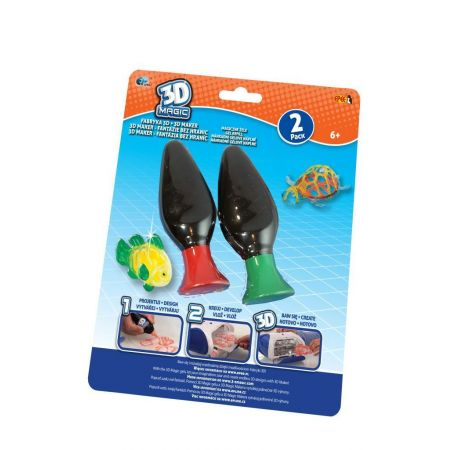 Fabryka 3D magic żel 2 pak