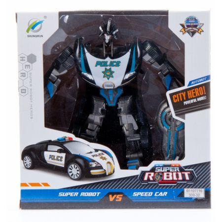 Robot Auto 19X20X7  MEGA CREATIVE 460135