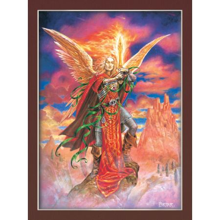 Archanioł Michał, plakat