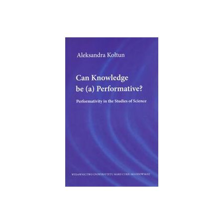 Can Knowledge be (a) Performative?