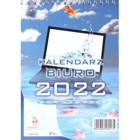 Kalendarz 2021 Biurkowy stojący BIUREX