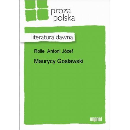 Maurycy Gosławski