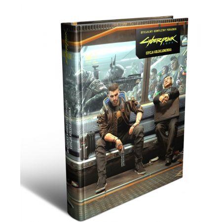 Cyberpunk 2077. Oficjalny Kompletny Poradnik. Edycja Kolekcjonerska