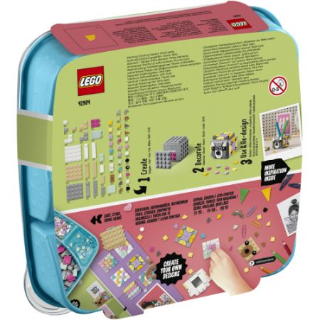 LEGO Dots. Stojaki na zdjęcia z motywem zwierzęcym