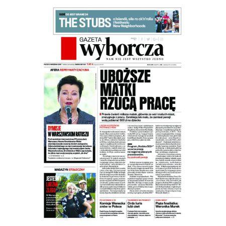 Gazeta Wyborcza - Kraków 211/2016