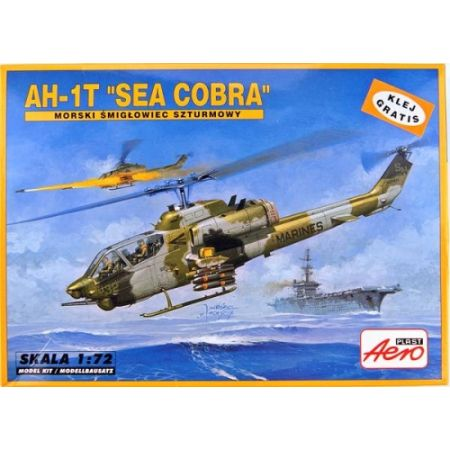 -HELIKOPTER SKLEJ 1 72 AH-1T SEA COBRA PUD