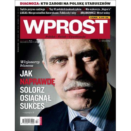 Wprost 12/2010