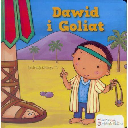 5-minutowe Historie Biblijne. Dawid i Goliat