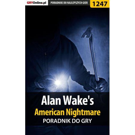 Alan Wake's American Nightmare - poradnik do gry