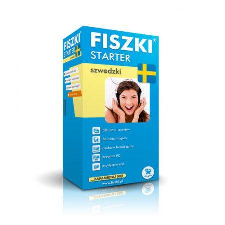 Szwedzki. Fiszki - Starter
