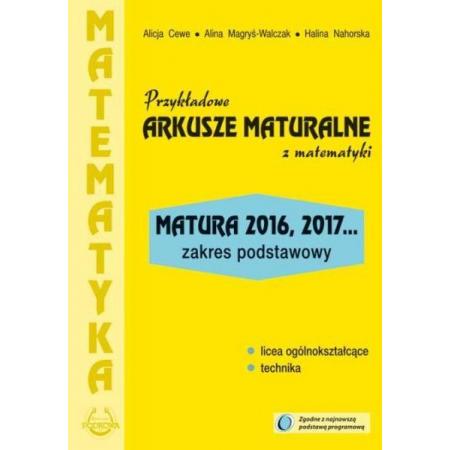 Matematyka Przykładowe Arkusze Maturalne ZP