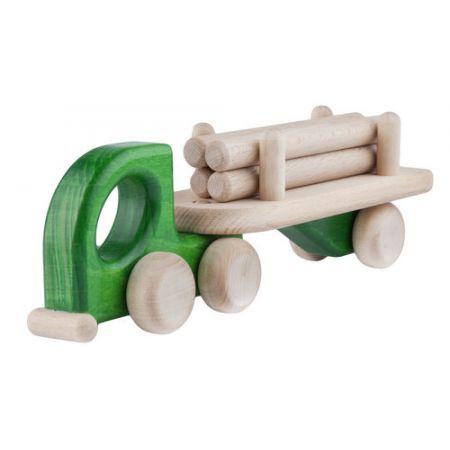 Image result for ciężarówka z balami lupo toys