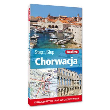 Chorwacja. Przewodnik Step by Step + mapa GRATIS