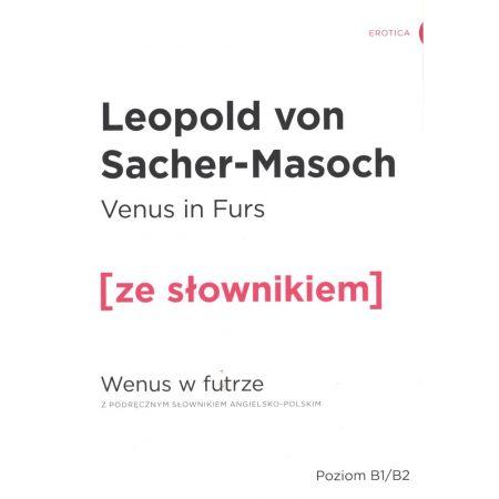 Venus in Furs / Wenus w futrze z podręcznym słownikiem angielsko-polskim