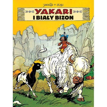 Yakari. Tom 2. Yakari i biały bizon