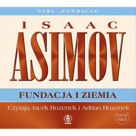 Fundacja T.7 Fundacja i Ziemia audiobook