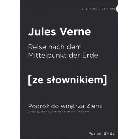Podróż do wnętrza ziemi w.niemiecka + słownik
