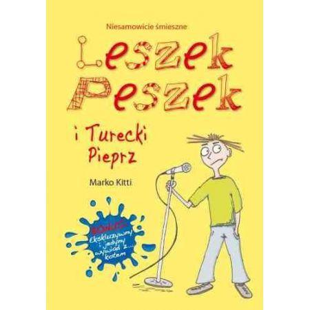 Leszek Peszek i Turecki Pieprz