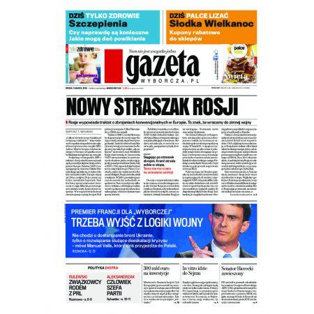 Gazeta Wyborcza - Kielce 58/2015