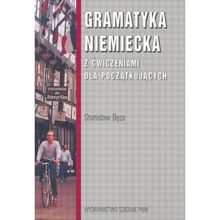 J.Niemiecki - Gramatyka dla początk.Bęza PWN