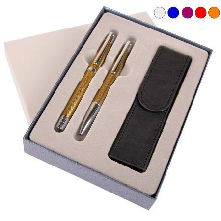 Pióro + długopis Elegant w etui ES