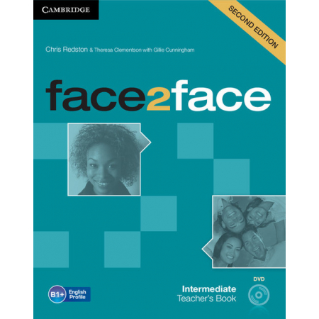 face2face Intermediate Teacher's Book + DVD