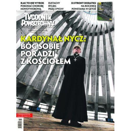 Tygodnik Powszechny 16/2013