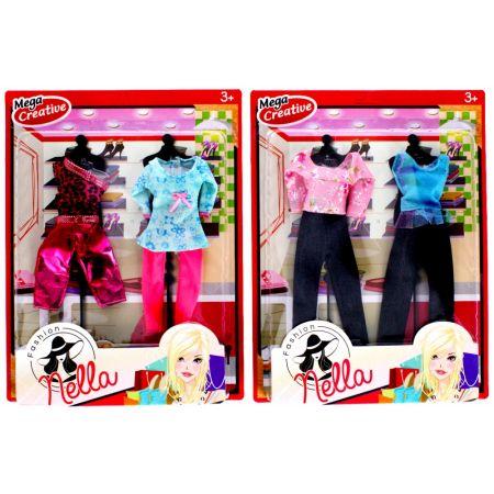 Akcesoria dla lalki Nella MEGA CREATIVE 435869