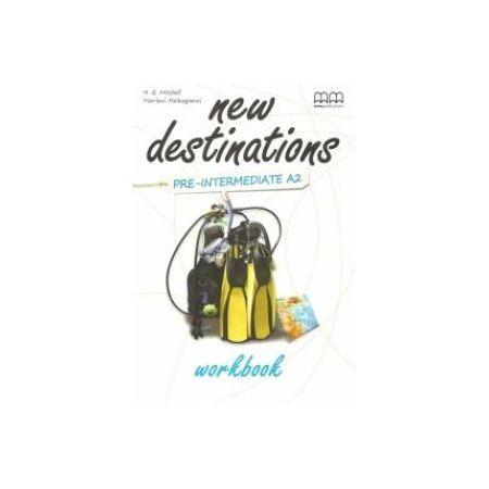 New Destinations Pre-Interm.A2 WB MM PUBLICATIONS