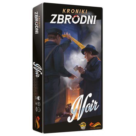 Gra - Kroniki Zbrodni: Noir