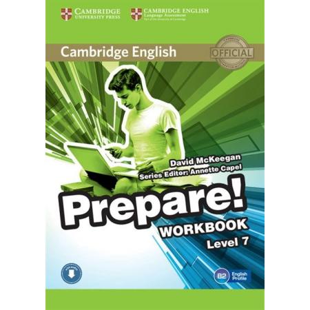 Prepare! 7 Workbook