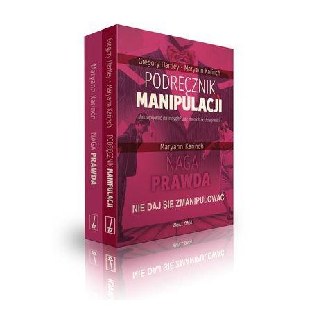 Pakiet: Podręcznik manipulacji / Naga prawda